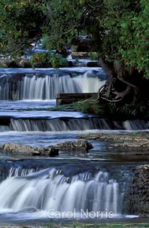 Canada-ontario-sauble-falls-waterfall1