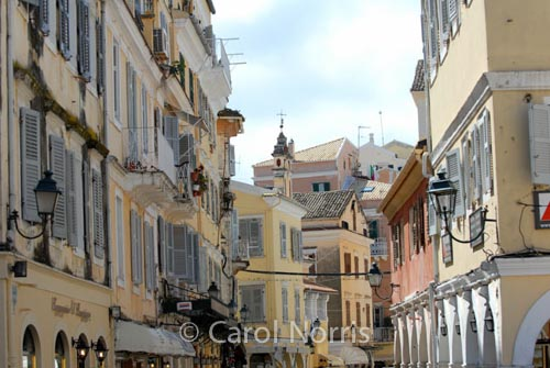 European-Corfu-Greece-Greek-island-streets