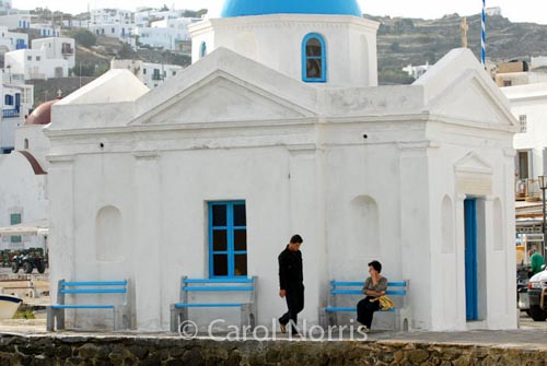 European-Greece-Mykonos-Greek-Island-church-blue