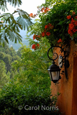 Provence-France-lamp