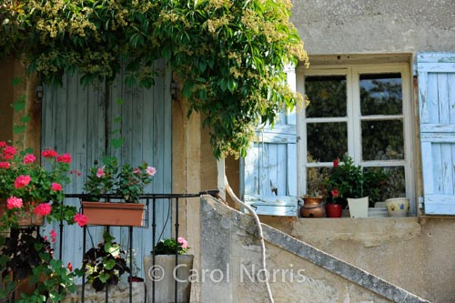 Provence-France-old-wood-shutters
