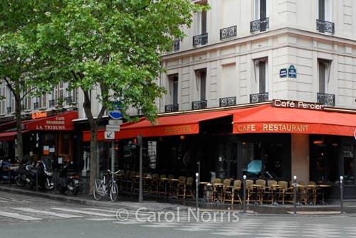 Paris-cafe-bike