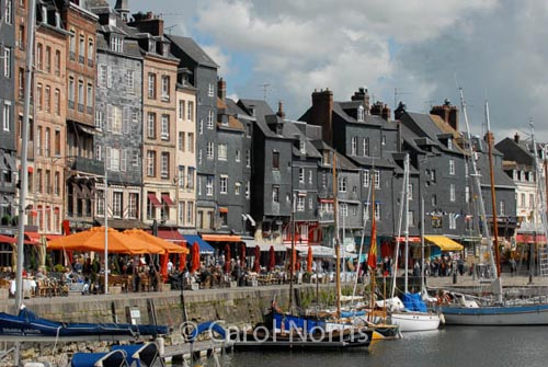 A day in Honfleur