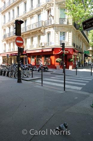 Pigeon in Paris
