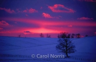 Canada-Ontario-Port Elgin-winter-sunset-dramatic.jpg