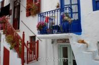 European-Greece-Mykonos-Greek-island-red-blue-doors-cat-asleep.jpg