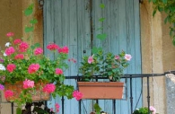 Provence-France-old-painted-doors-balcony.jpg